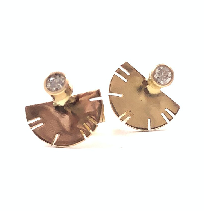 Aquilla Stud Earrings