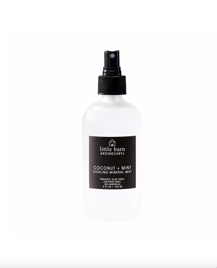 Coconut + Mint Cooling Mineral Mist