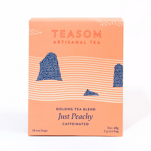 Just Peachy Tea