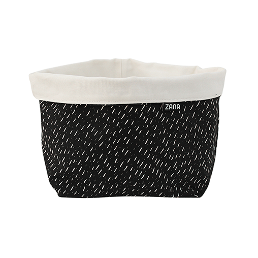 Black Specks Soft Pot