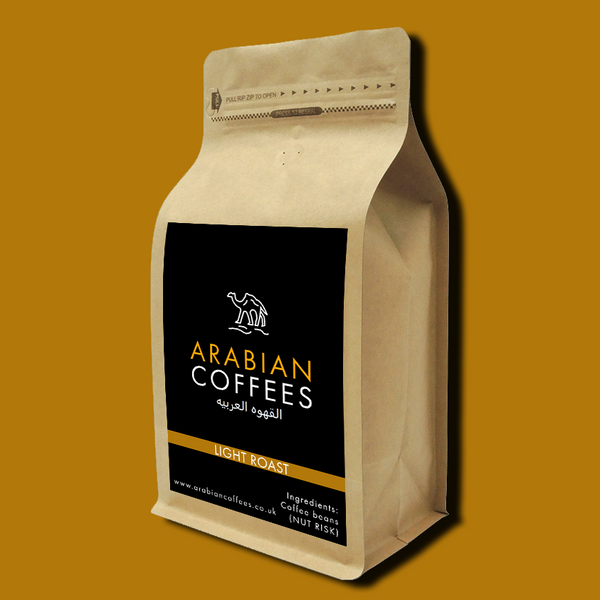 Light Roast - Coffee Beans (1KG)