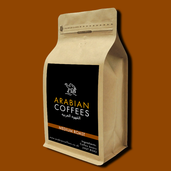 Medium Roast - Coffee Beans (1KG)