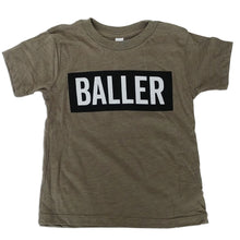Load image into Gallery viewer, Baller Kids Tee
