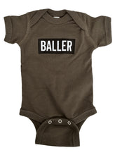 Load image into Gallery viewer, Baller Infant Onesie