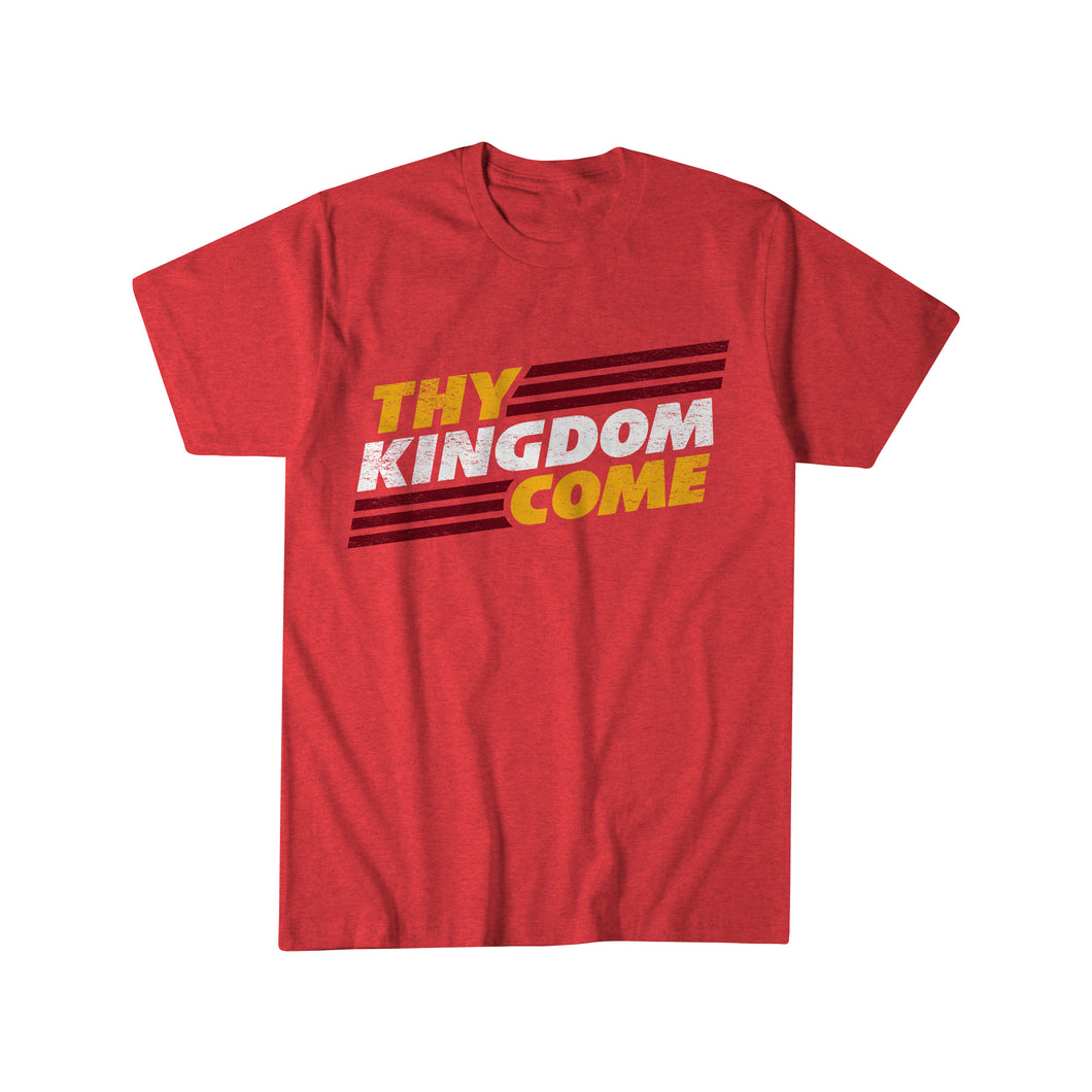 Thy Kingdom Come Adult Tee
