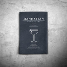 Load image into Gallery viewer, Manhattan Black Towel