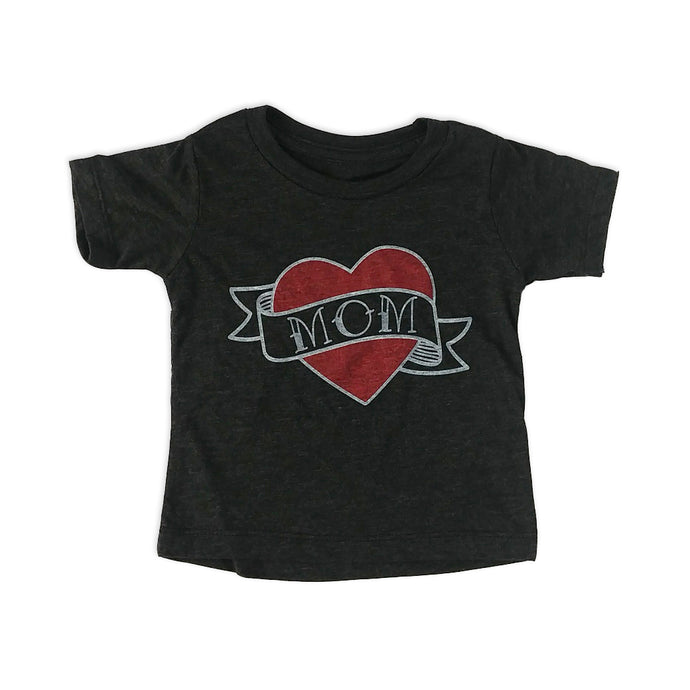 Mom Tattoo Kids Tee
