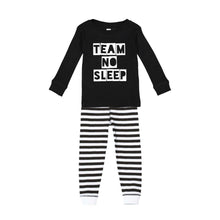 Load image into Gallery viewer, Team No Sleep Kids Jammies