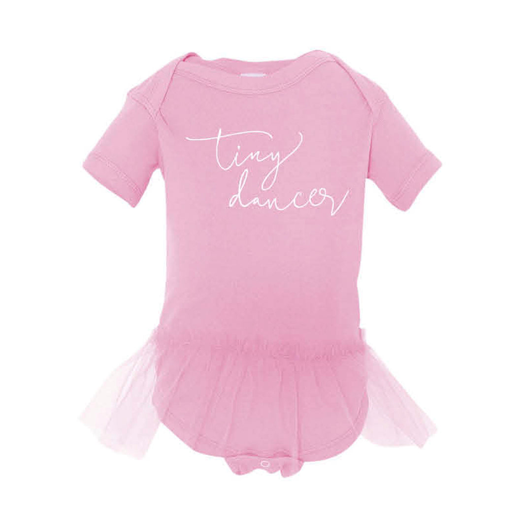 Tiny Dancer Infant Onesie