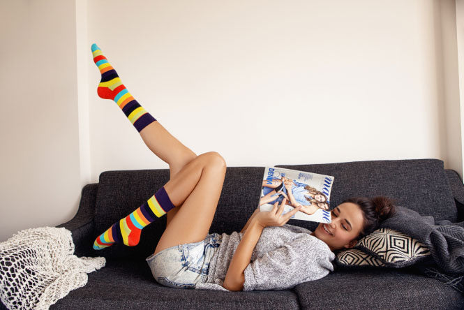 5 KINDS OF LOOKS THAT YOU CAN ROCK WITH SOCKS