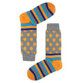 STRIPE & DOT SOCKS