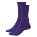 THE PURPLE SOCKS