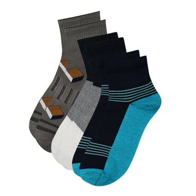 ANKLE LENGTH SOCKS PACK