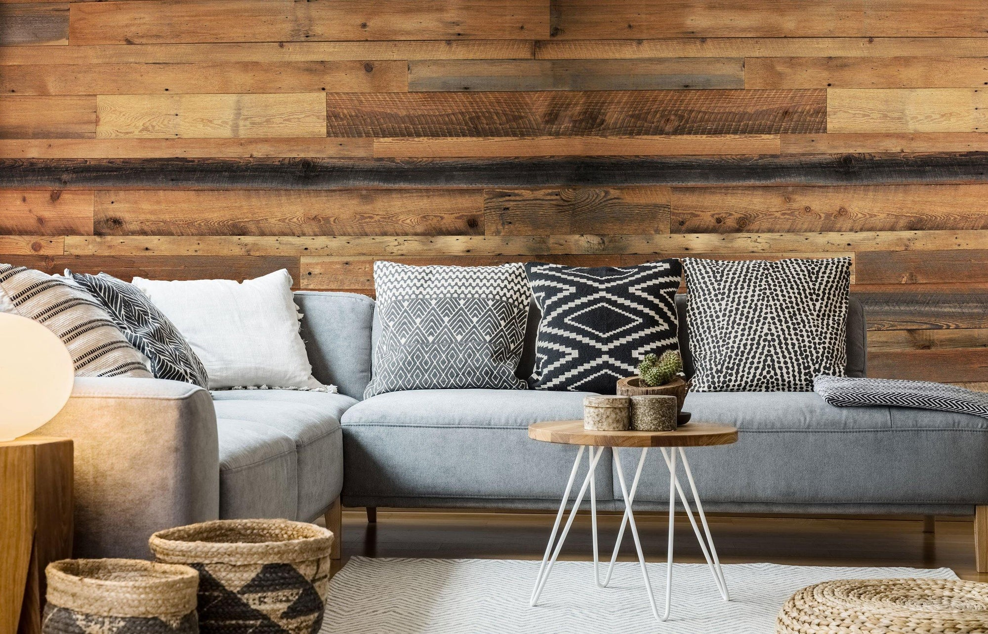 Customer Feature: Installing a Barn Wood Accent Wall With Cindy - RealCraft