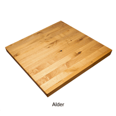 RealCraft's countertop wood specie thumbnail: Alder