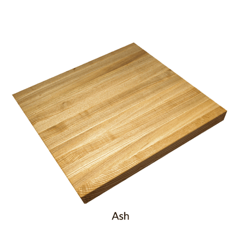 RealCraft's countertop wood specie thumbnail: Ash
