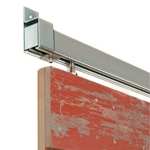 8. Box Rail Barn Door Sliding Hardware works on Interior & Exterior projects