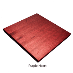 RealCraft's countertop wood specie thumbnail: Purple heart