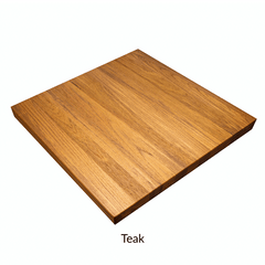 RealCraft's countertop wood specie thumbnail: Teak