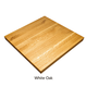 Butcher Block Countertops - Sliding Barn Door Hardware by RealCraft thumbnaill: white oak
