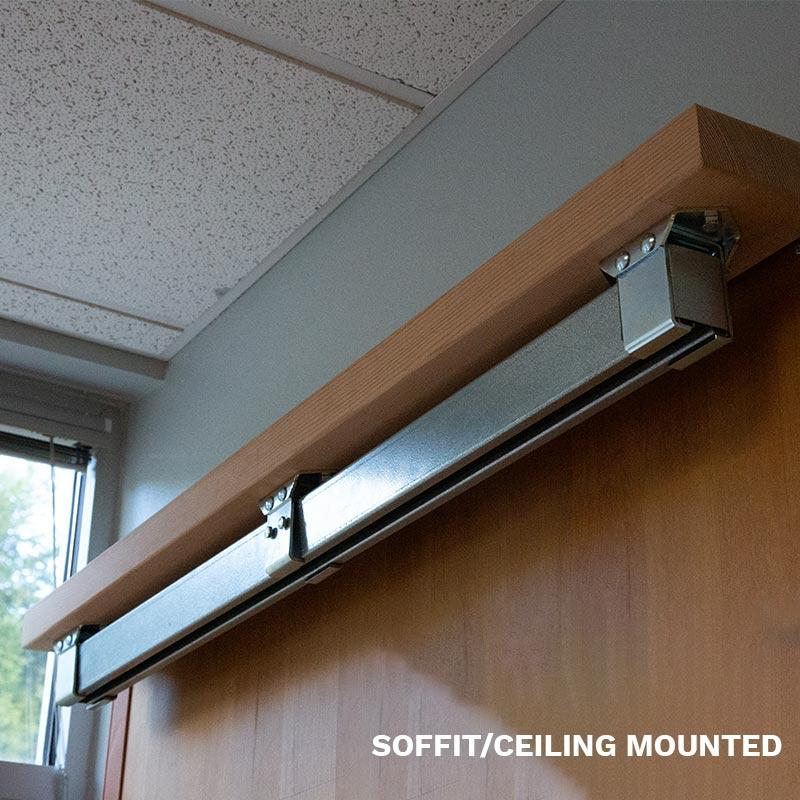 RealCraft Box Rail - Soffit/Ceiling Mounted 2