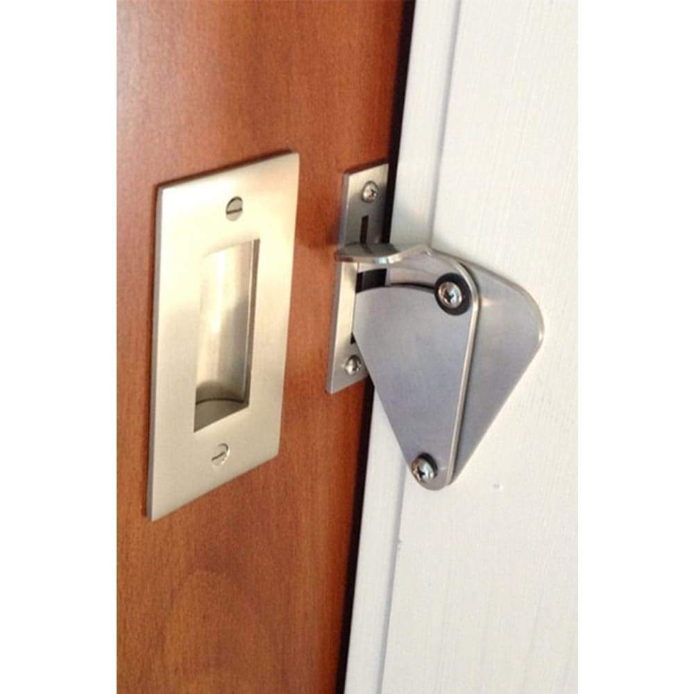 Teardrop Privacy Lock Sliding Door Latch Lock Realcraft