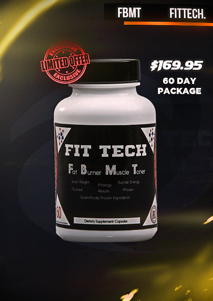 60 DAY - FIT TECH SUPPLY