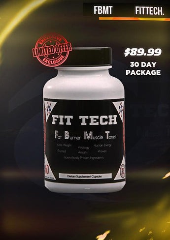 30 DAY - FIT TECH SUPPLY