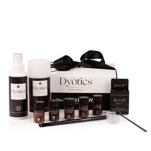 DYOTICS BROW HENNA - STARTER KIT