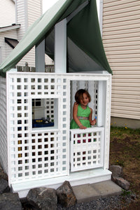 Garden Playhouse Gazebo