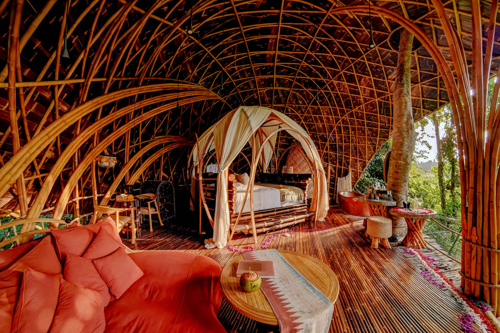 Copper House - Bambu Indah