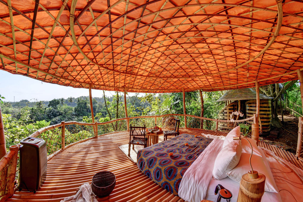 The Tents - Bambu Indah