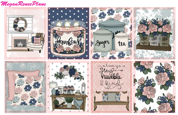 Full Boxes ONLY - Farmhouse Chic