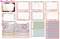 Spring in the Air Weekly Kit for the Classic Happy Planner - MeganReneePlans