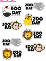 Zoo Day Mini Sheet