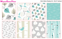 Birch Birds - FULL BOXES ONLY - MeganReneePlans