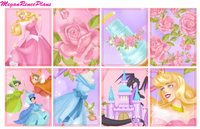 Once Upon A Dream Sleeping Beauty Full Boxes - MeganReneePlans