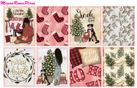 Jingle Weekly Kit for the Classic Happy Planner - MeganReneePlans
