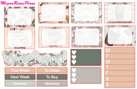 Gather Together Weekly Kit for the Classic Happy Planner - MeganReneePlans
