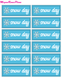 Snow Day Mini Sheet