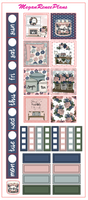 Farmhouse Chic HOBONICHI WEEKS 2 page Kit