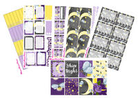 Firefly Weekly Kit for the Classic Happy Planner - MeganReneePlans