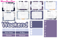 Magic Weekly Kit for the Classic Happy Planner - MeganReneePlans