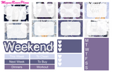 Magic Weekly Kit for the Erin Condren Life Planner Vertical