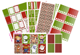 Rudolph Weekly Kit for the Classic Happy Planner - MeganReneePlans