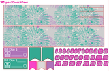 Happy New Year Weekly Kit for the Erin Condren Life Planner Vertical - MeganReneePlans