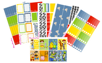 Toy Story Themed Weekly Kit for the Erin Condren Vertical Life Planner