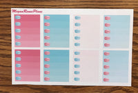 Let's Bake / Baking Weekly Planner Kit for the Classic Happy Planner - MeganReneePlans