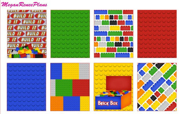 Brick Building Lego Inspired - FULL BOXES ONLY