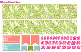 Flamingo Summer Weekly Kit for the MAMBI Classic Happy Planner - MeganReneePlans
